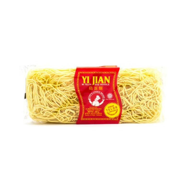 Yi Jian Mi Telor Kecil 200 G