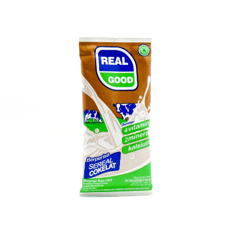 Real Good Sereal Choc 60 Ml