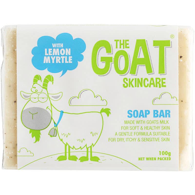 Core Metric Goat Soap Lemon Myrtle 100g