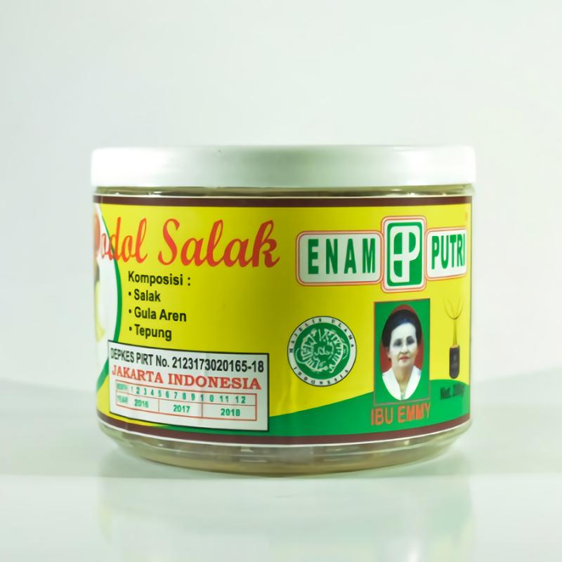 Dodol Salak (2 Pack)