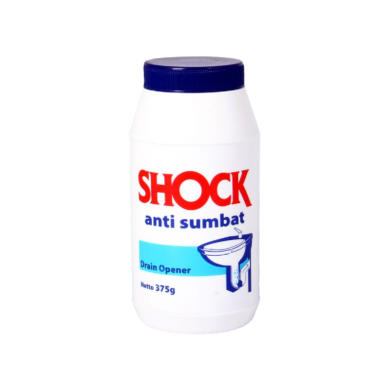 Shock Anti Sumbat 375 Gr