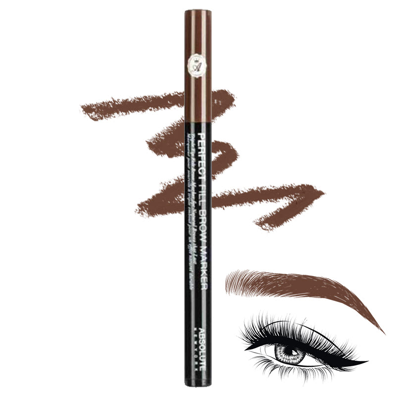 Absolute New York Perfect Fill Brow Marker Soft Brunette