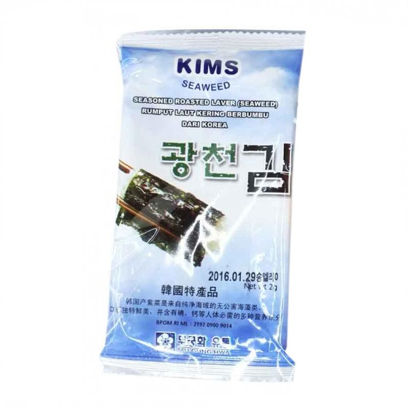 Mu Gung Hwa - Kims Nori Mini 2 gr
