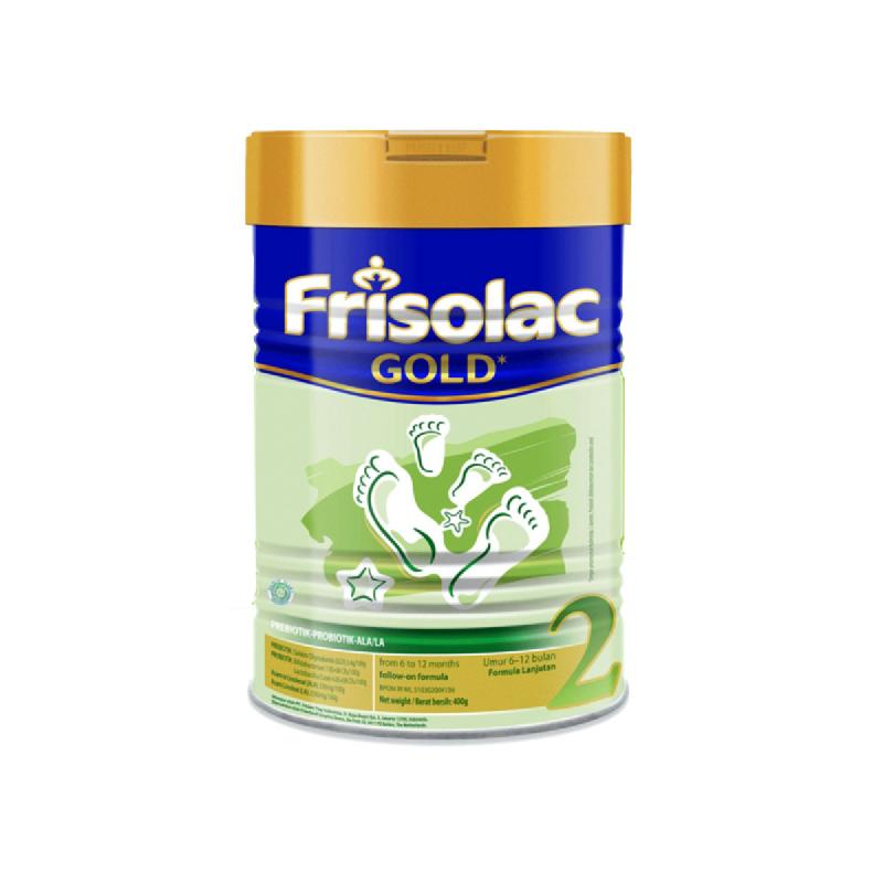 Frisolac Gold 2 Plain Tin 400Gr