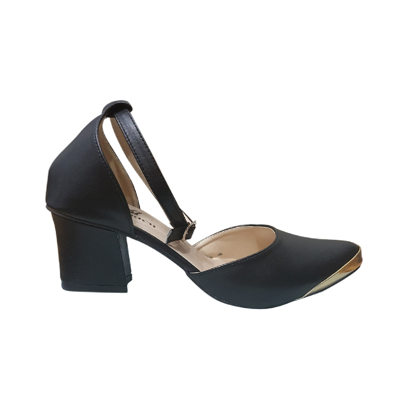 Anyolorich Heels ZA12 Black