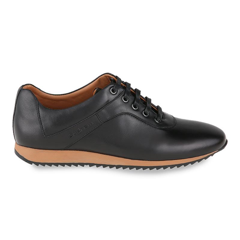 Andrew Barnes Sneakers Pria Hitam