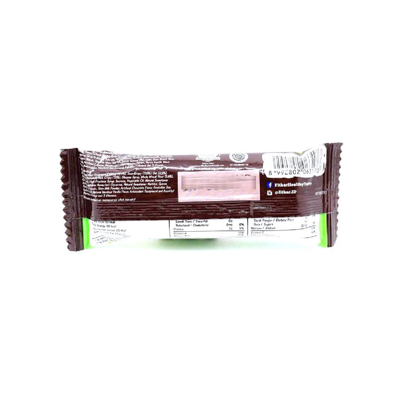 Fitbar Coklat 24gr