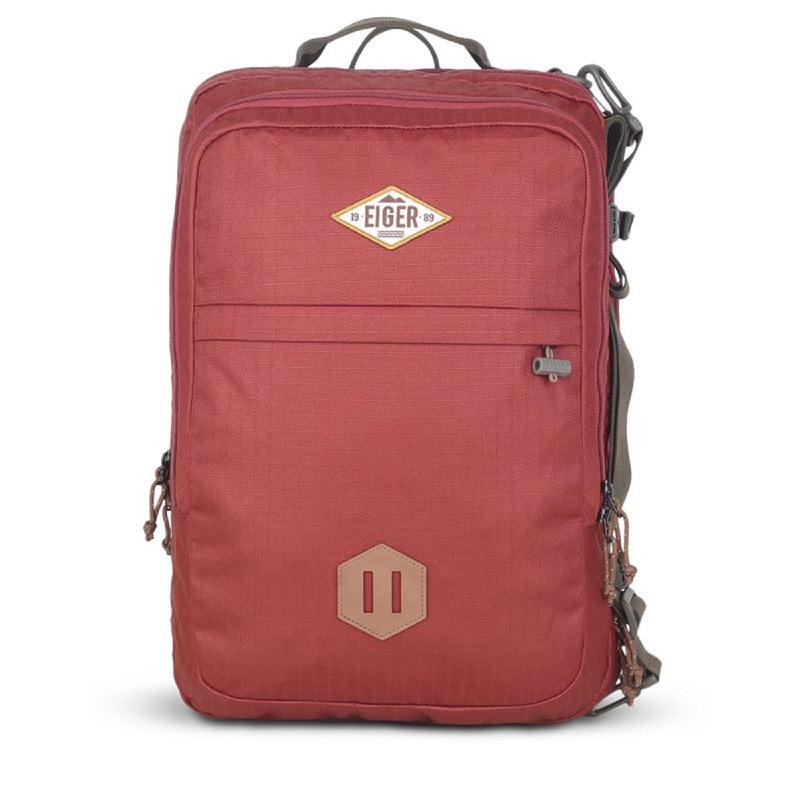 EIGER 1989 Tourer Trilogic Laptop Backpack 20L - Terracota