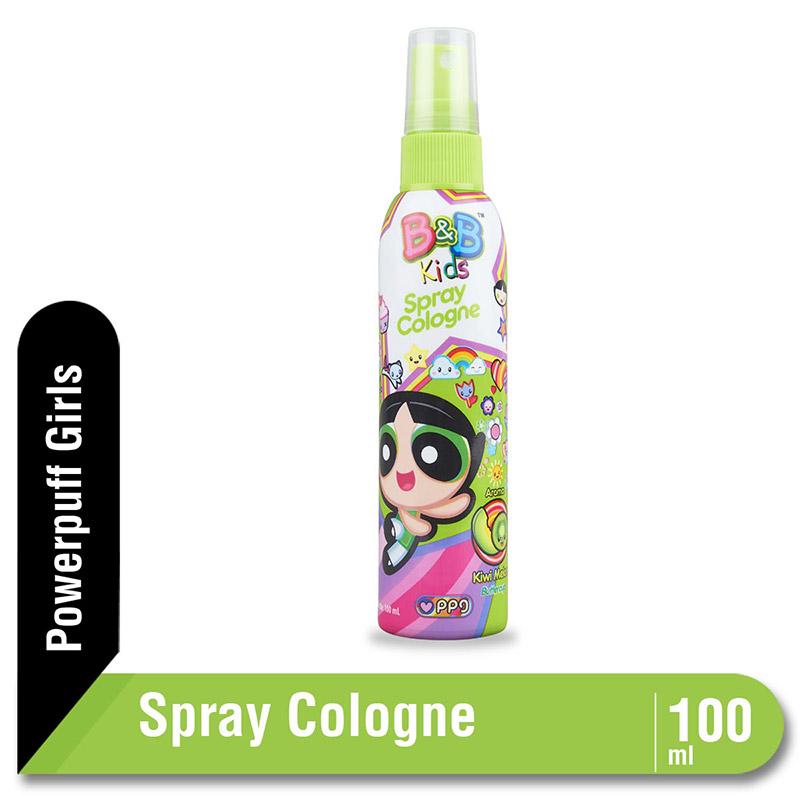 B&B Kids Spray Cologne Kiwi Melon 100 Ml