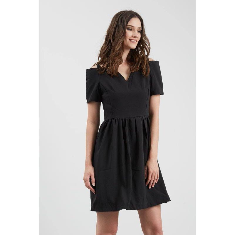 GW Goslar Dress in Black