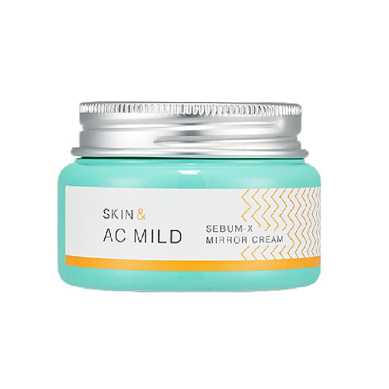 Skin & AC Mild Sebum-X Mirror Cream