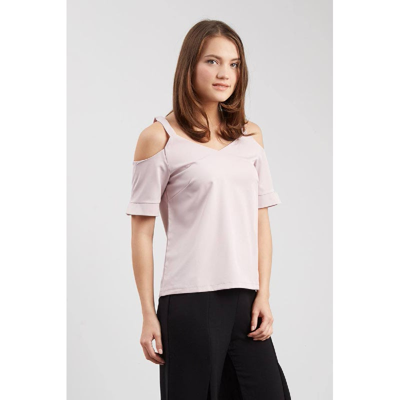 Francois Werther Top in Pink