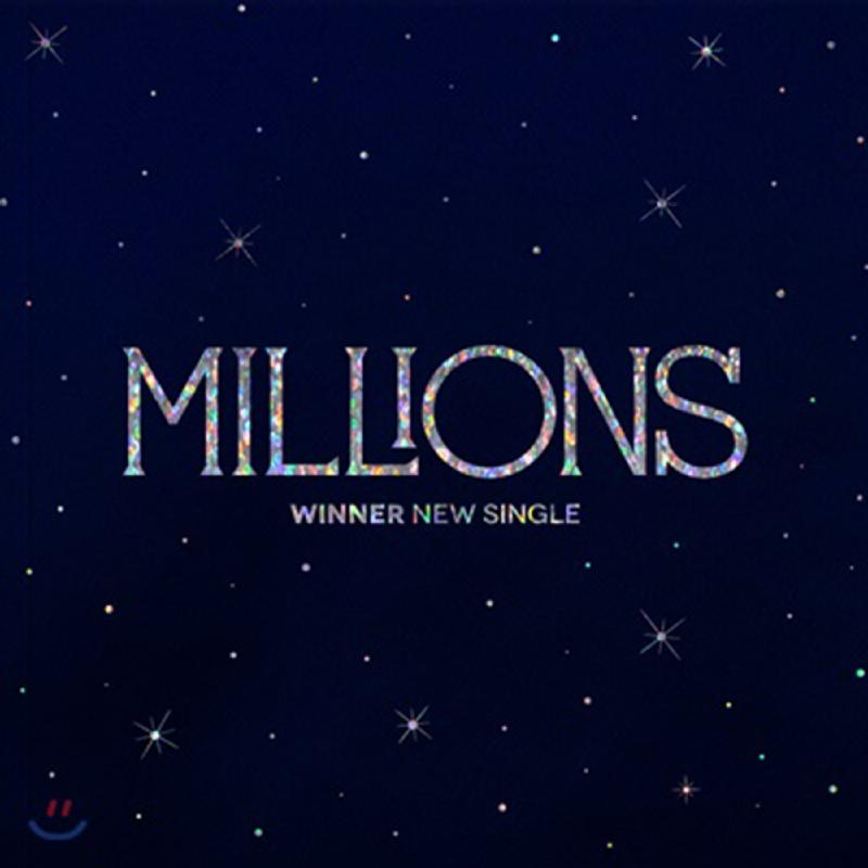 [CD] Winner - Millions [White Light ver.]