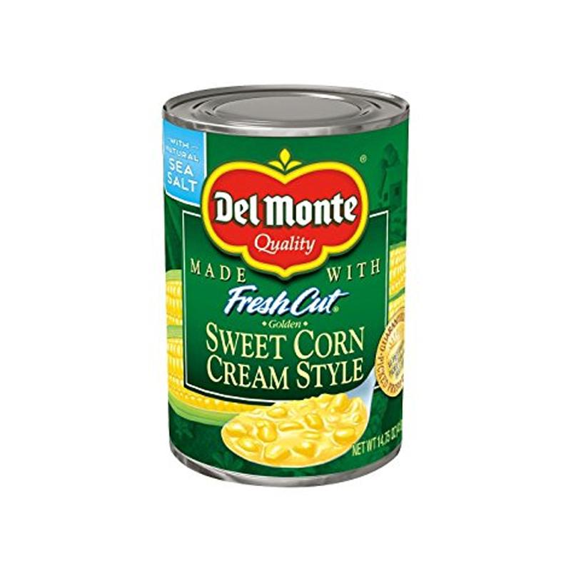 Del Monte Cream Corn  14.75 Oz