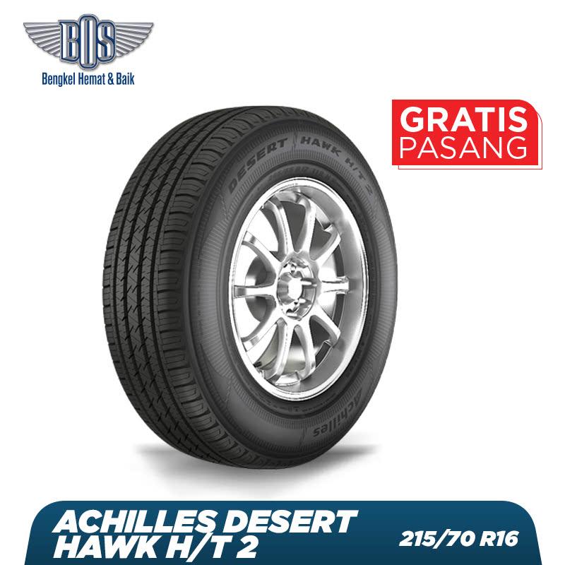 Achilles Ban Mobil Desert Hawk H-T 2 - 215-70 R16 100H - GRATIS JASA PASANG DAN BALANCING