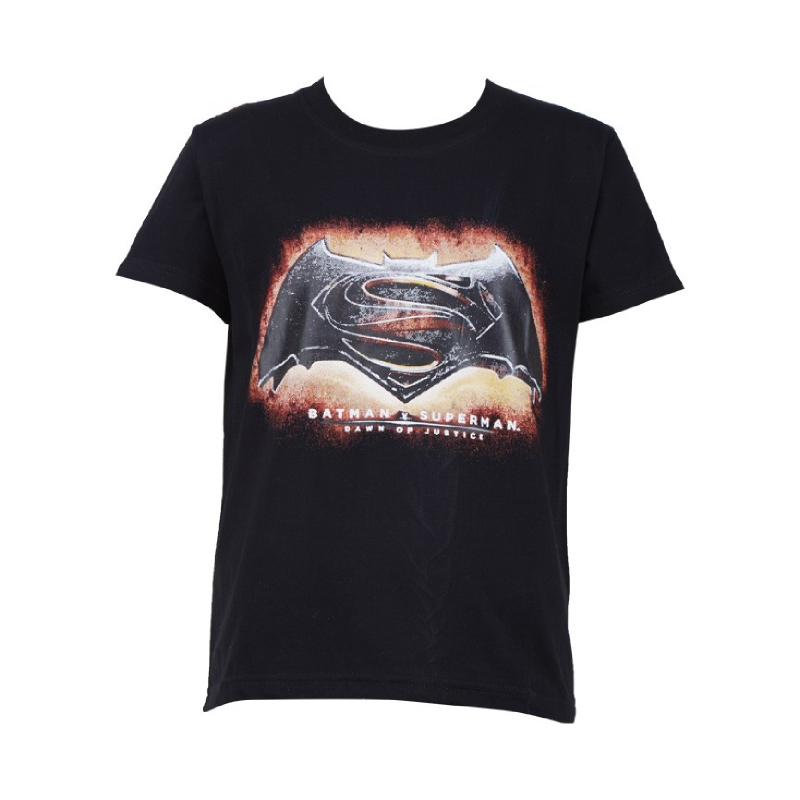 Batman Short Sleeve Tshirt Black