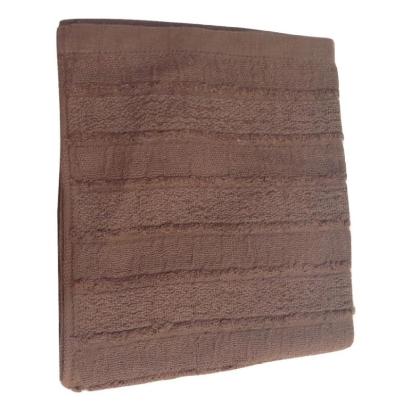 Yawaragi Samar Handuk Mandi Kecil - Coklat