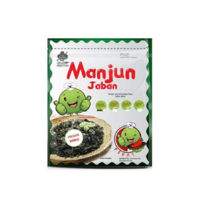 Manjun Jaban Spicy 60 Gr