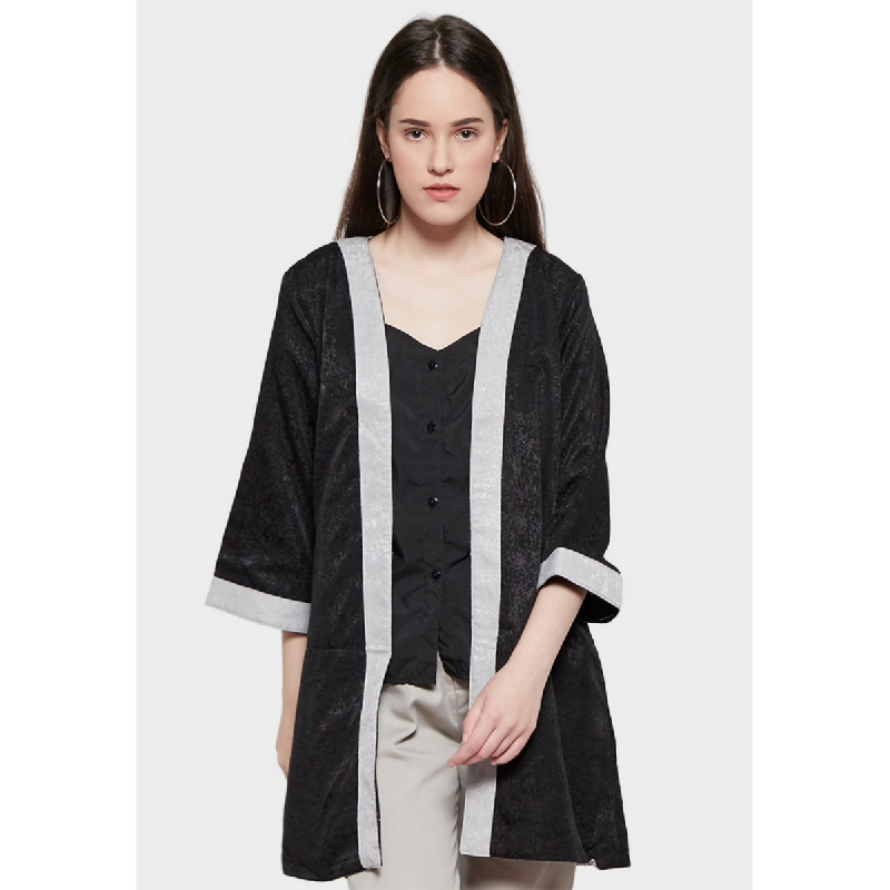 Simplicity Outer With A Two Face Black