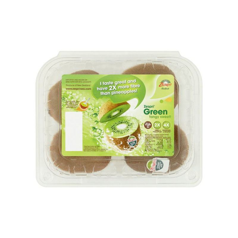 Zespri Kiwi Green Punet 4 Pcs