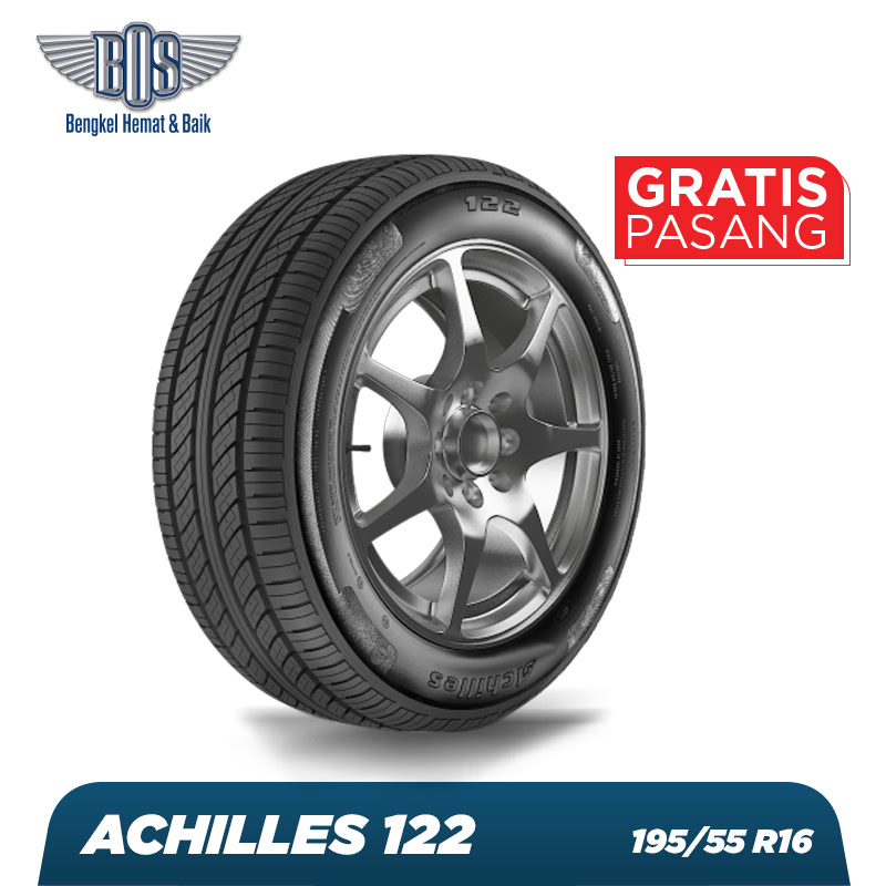 Achilles Ban Mobil  122 - 195-55 R16 87H - GRATIS JASA PASANG DAN BALANCING