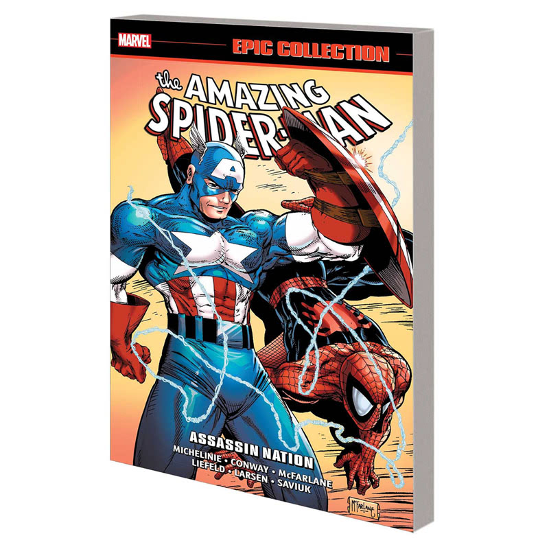 Amazing Spider-Man Epic Collection Assassin Nation