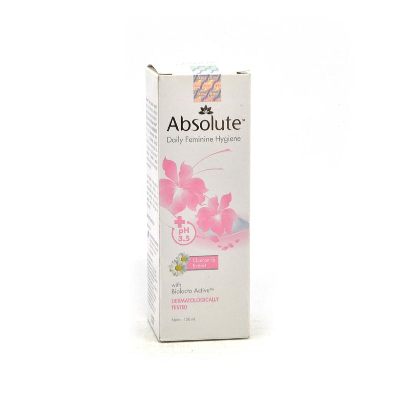 Absolute Feminime Hygiene 150 Ml