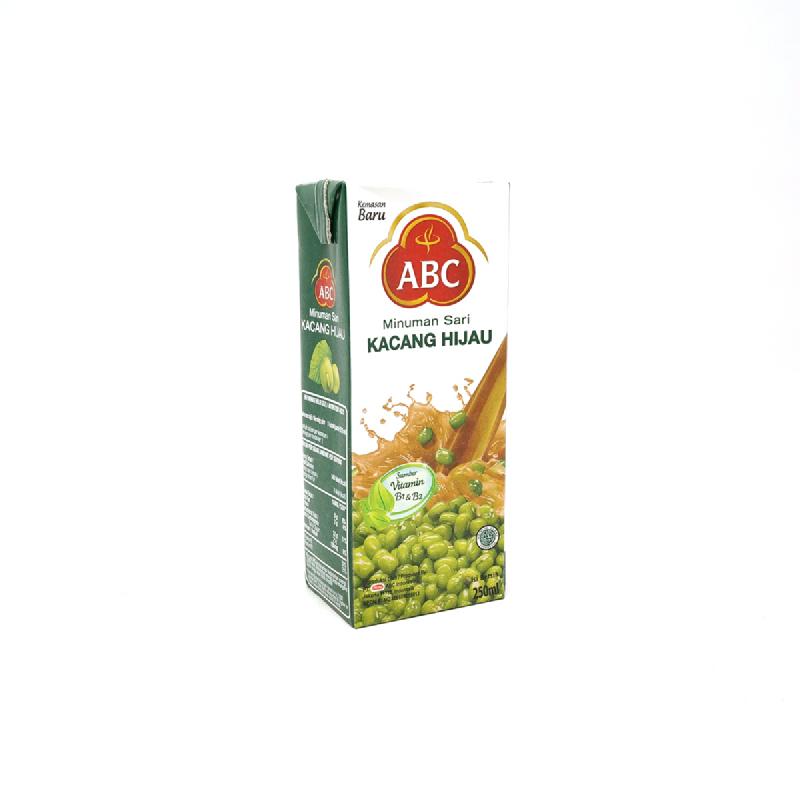 Abc Sari Kacang Hijau 250Ml