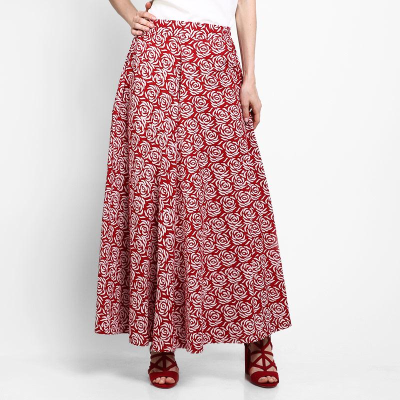 Astari Batik Kulot Red