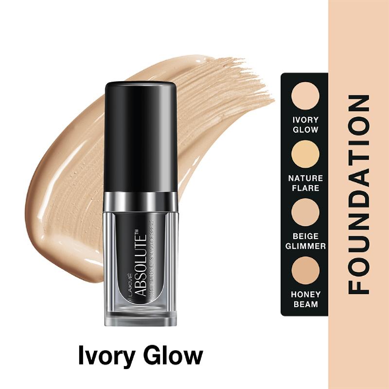 Lakme Absolute Reinvent Illuminating Foundation - Ivory Glow