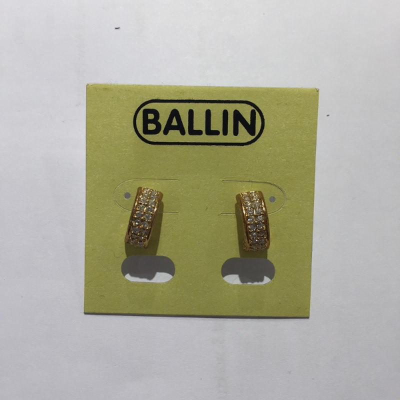 Ballin Women Earing GD-E16123G Gold