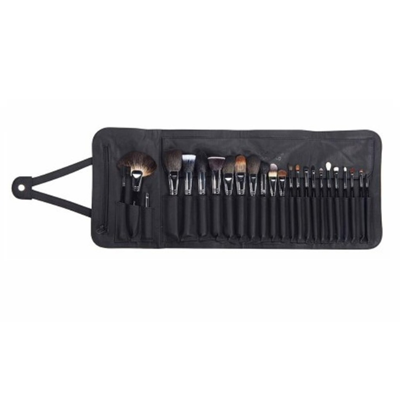 Masami Shouko 24 Pcs Brush Set With Button Closure