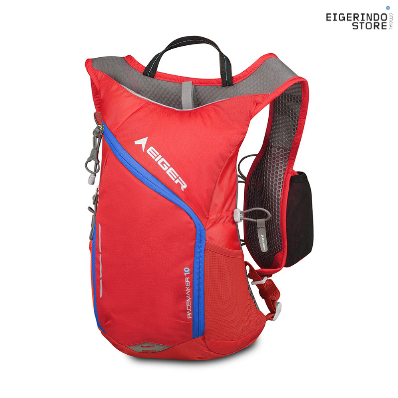 Eiger Pacemaker Trail Running Hydropack 10L - Red