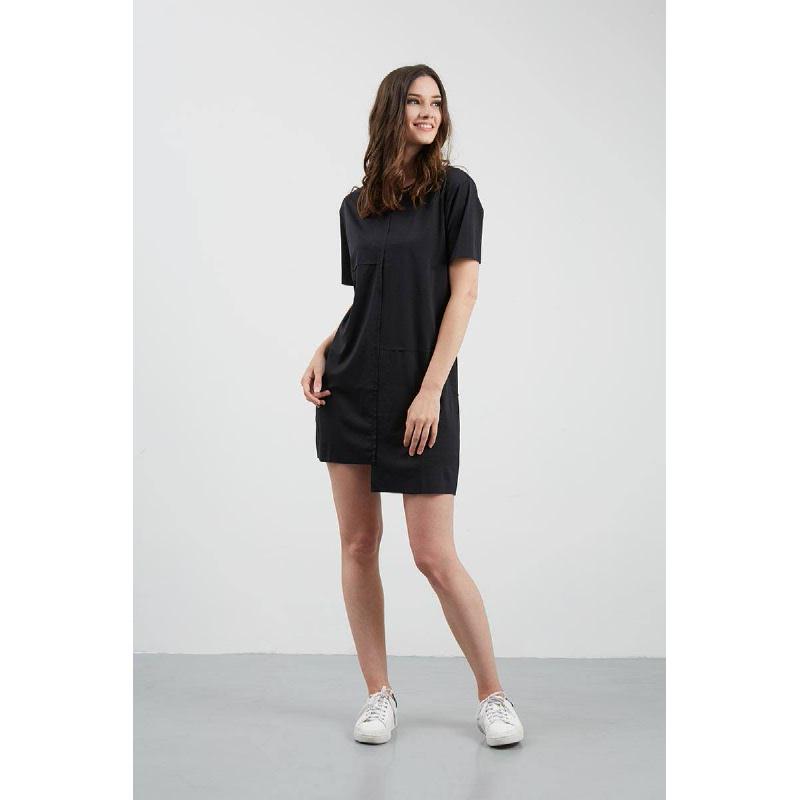 GW Munich Dress in Black