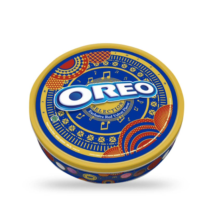 Oreo Selection Kaleng 345G