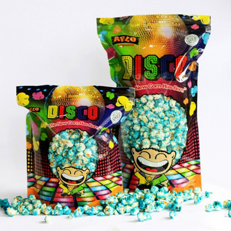 Alfo Popcorn - Aflo Disco Vanilla Blue
