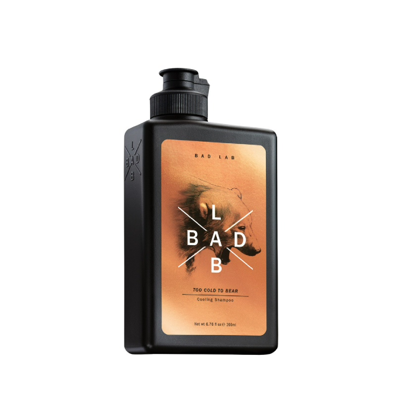 Bad Lab Too Cold To Bear Cooling Shampoo 200ml