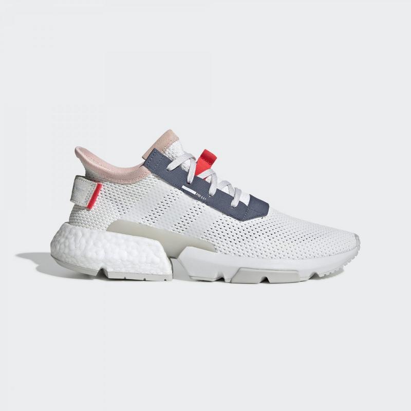 Adidas POD S31 White Crimson EE4852