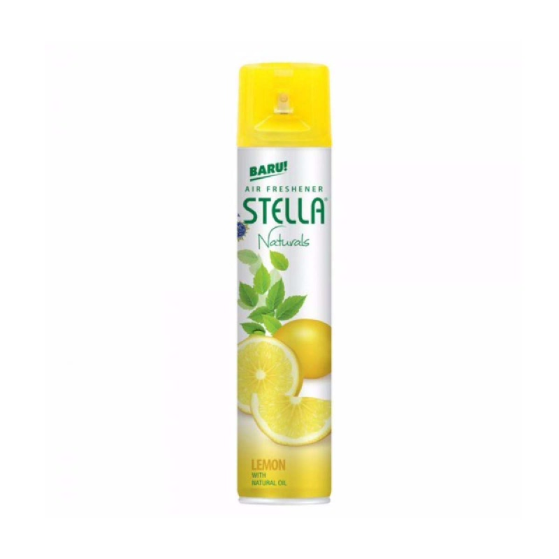 Stella Aerosol Lemon 400 Ml