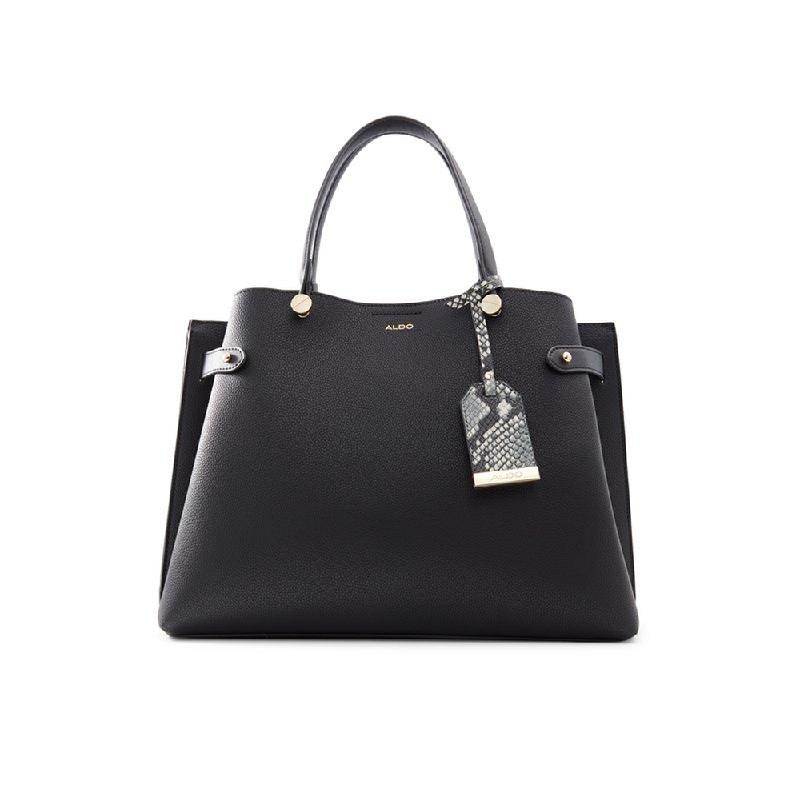 Aldo Ladies Handbags HELICIA-001-001 Black