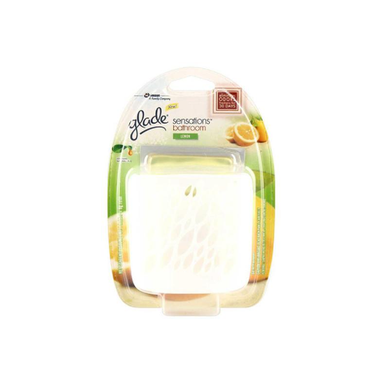 Glade Sensations Bathroom Reg Lemon