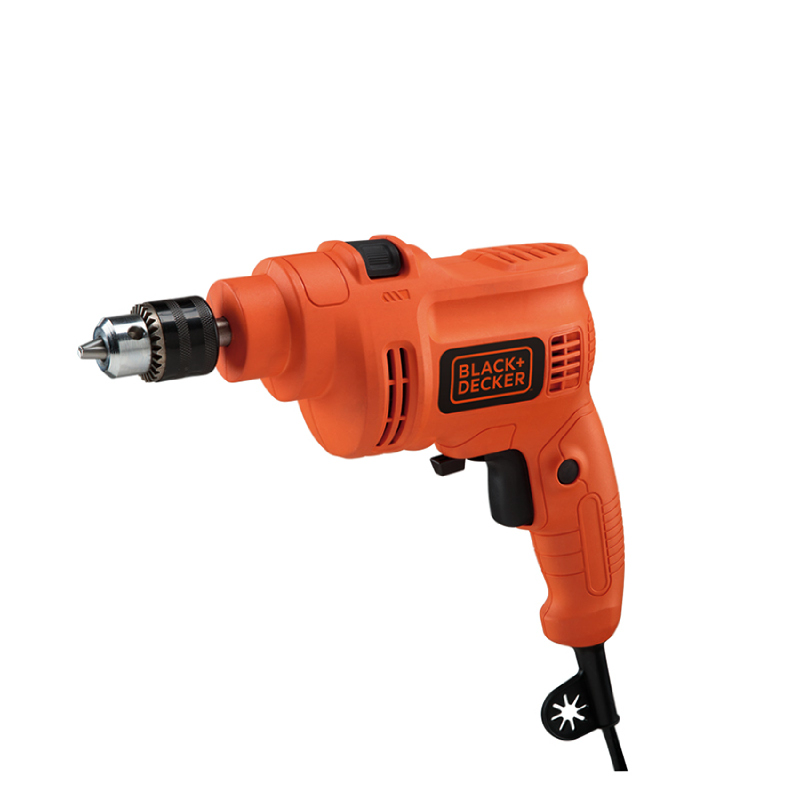 Black and Decker 10mm 550W Hammer Drill Variable Speed