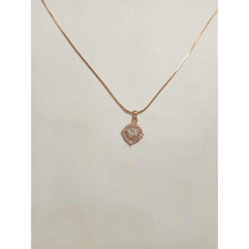 Ballin - Women Necklace FF N0103G Gold