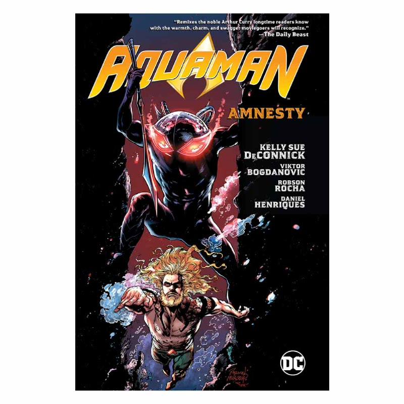 Aquaman Vol. 2 (Amnesty)