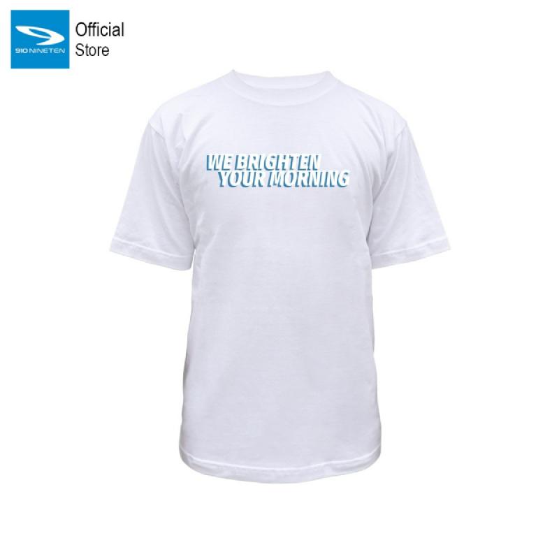 910 Nineten T Shirt Aoi - Putih