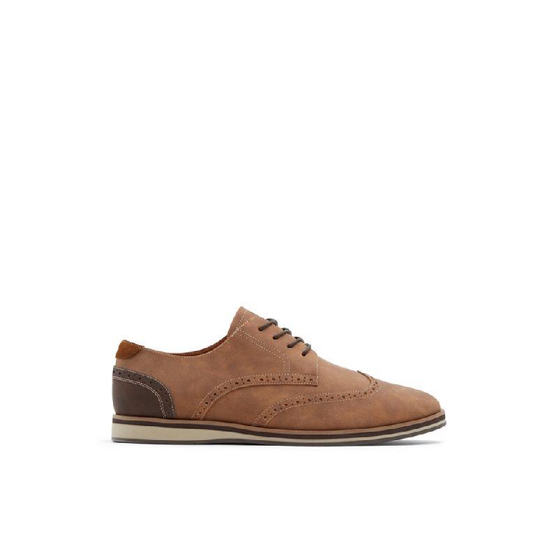 Aldo Mens Shoes Dress Shoes STUKUS-220-220 Cognac