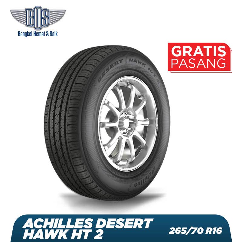 Achilles Ban Mobil  Desert Hawk H-T 2 - 265-70 R16 112H - GRATIS JASA PASANG DAN BALANCING