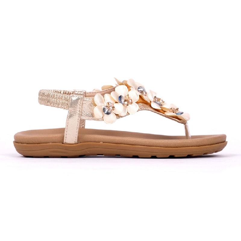 Ghirardelli Sandals Calder Beige
