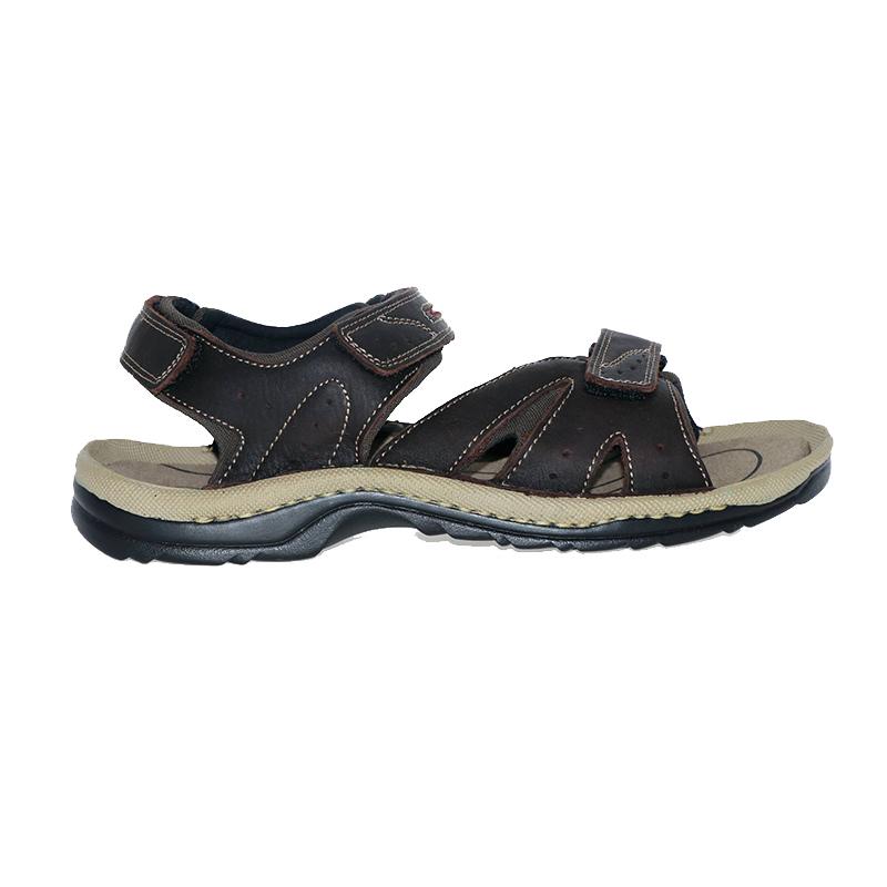 Orca Bay Mens Sandals Faro - Dark Brown