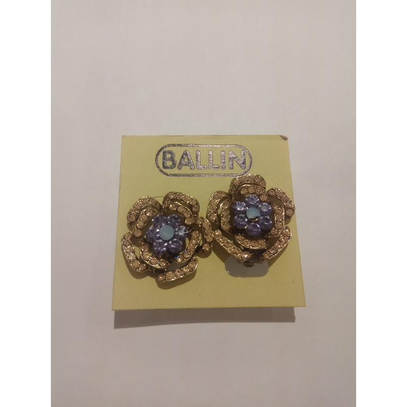 Ballin Women Earing TM-E2PU Gold